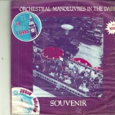 Discos de vinilo: ORCHESTRAL MANOEUVRES 8N THE DARK SINGLE SELLO ARIOLA AÑO 1981. Lote 41685549