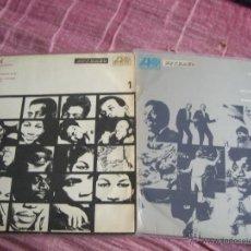 Discos de vinil: HITS SOUL VOL 1 Y VOL 2-EDICION ORIGINAL ESPAÑOLA ATLANTIC1966. Lote 41687116