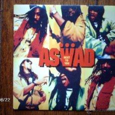 Discos de vinilo: ASWAD - NEXT TO YOU + NEXT TO YOU (CHRIS PORTER MIX) . Lote 41688631