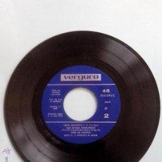Discos de vinilo: PASODOBLES. BANDA PICADORES. BANDA INFANTERIA MARINA.1963. OFERTA CON OTROS LOTES. Lote 41690146
