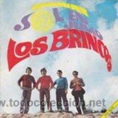 Discos de vinilo: LOS BRINCOS ANANAI/SOL EN JULIO (NOVOLA 1968). Lote 41692164