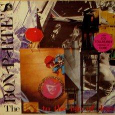 Discos de vinilo: THE BONAPARTE´S - WELCOME TO THE ISLE OF DOGS LLAMIX - 1987. Lote 41692388