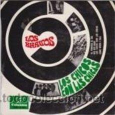 Discos de vinilo: LOS BRAVOS E.P. AL PONERSE EL SOL/BYE BYE BABY/LOS CHICOS CON LAS CHICAS/+1(COLUMBIA 1967). Lote 41692438