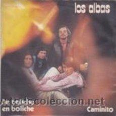 Discos de vinilo: LOS ALBAS DE BOLICHE EN BOLICHE/CAMINITO (BELTER 1971). Lote 41692912
