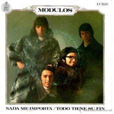 Discos de vinilo: MODULOS. Lote 41698664