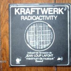 Discos de vinilo: KRAFTWERK - RADIOACTIVITY + ANTENNA. Lote 41709883