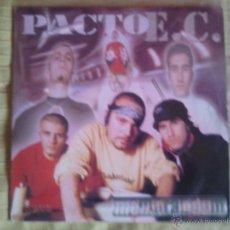 Discos de vinilo: VINILO 2LP PACTO ENTRE CASTELLANOS - MEMORANDUM RAP HIP HOP. Lote 41711049
