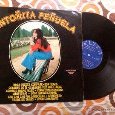 Discos de vinilo: ANTOÑITA PEÑUELA - LP 1974 BELTER . Lote 41716173