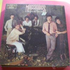 Discos de vinilo: LP - MOCEDADES - LA MUSICA (SPAIN, CBS 1983, CONTIENE ENCARTE) PEPETO. Lote 41724736