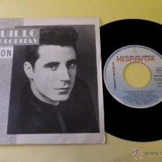 Discos de vinilo: LOQUILLO Y TROGLODITAS (FARAON) SINGLE. Lote 41724861