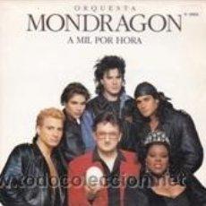 Discos de vinilo: ORQUESTA MONDRAGON A MIL POR HORA (DRO 1992). Lote 41728327