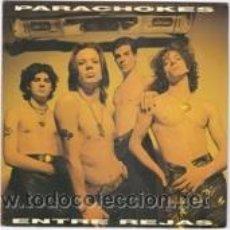 Discos de vinilo: PARACHOKES ENTR REJAS (HISPAVOX 1992). Lote 41728395