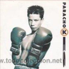 Discos de vinilo: PARACHOKES ESTOY HARTO/CUANDO BRILLE LA LUNA (POLYGRAM 1990). Lote 41728440