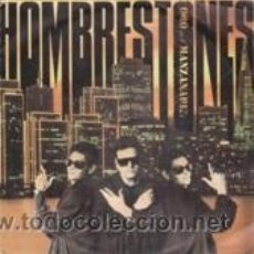 Discos de vinilo: HOMBRESTONES YO ME TUMBO AL SOL (RNE 1990). Lote 41728535