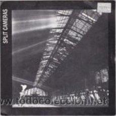 Discos de vinilo: SPLIT CAMERAS ESTA NOCHE/MAGIA NEGRA (IPS&CO. 1987). Lote 41729102