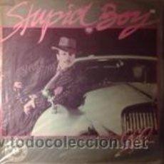Discos de vinilo: TINO CASAL STUPID BOY (2 VERSIONES) (EMI 1982). Lote 41730092