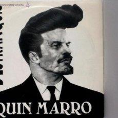 Discos de vinilo: D'ESTRANQUIS - QUIN MARRO - SG URANTIA RECORDS 1991. Lote 41747075