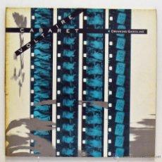 Discos de vinilo: CABARET VOLTAIRE - 'DRINKING GASOLINE' (DOBLE LP VINILO. CARPETA ABIERTA). Lote 41754221
