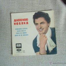 Discos de vinilo: ANTONIO MOLINA. Lote 41755942