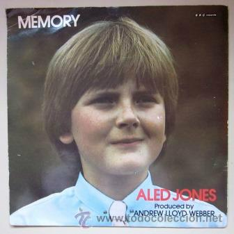 Discos de vinilo: ALED JONES - MEMORY - CATS (LLOYD WEBBER) / YESTERDAY (Beatles) - BBC - Foto 1 - 41765440