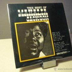 Discos de vinilo: THE BEST OF MAHALIA JACKSON LP. Lote 41766935