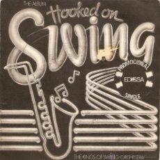 Discos de vinilo: VENDO SINGLE DE THE KINGS OF SWING ORCHESTRA. Lote 41773891