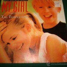 Discos de vinil: MY GIRL- THE TEMPTATIONS- SINGLE PROMOCIONAL(PEDIDO MINIMO 4€) 274. Lote 41792375