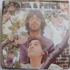 Discos de vinilo: GEORGIE FAME & ALAN PRICE - SIGUEME (FOLLOW ME) - SINGLE 1971. Lote 41792975