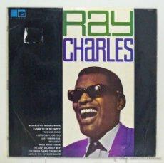 Discos de vinilo: RAY CHARLES - 'RAY CHARLES' (LP VINILO). Lote 41794579