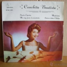 Discos de vinilo: CONCHITA BAUTISTA ---- PUERTO ESPAÑA. Lote 41798727