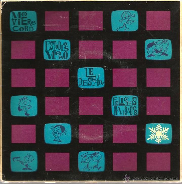 EP LUIS ARAQUE : TELE-RITMOS 1 Y 2 + JINGLES + SPOTS (Música - Discos de Vinilo - EPs - Bandas Sonoras y Actores)