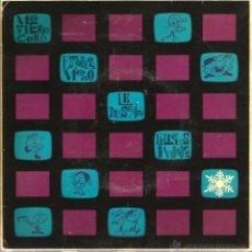 Discos de vinilo: EP LUIS ARAQUE : TELE-RITMOS 1 Y 2 + JINGLES + SPOTS . Lote 41807633