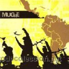 "Discos de vinilo: MUGRE-MUGRE SINGLE VINYL, 7"", 33 ⅓ RPM, ORANGE MARBLED. Lote 41811432"