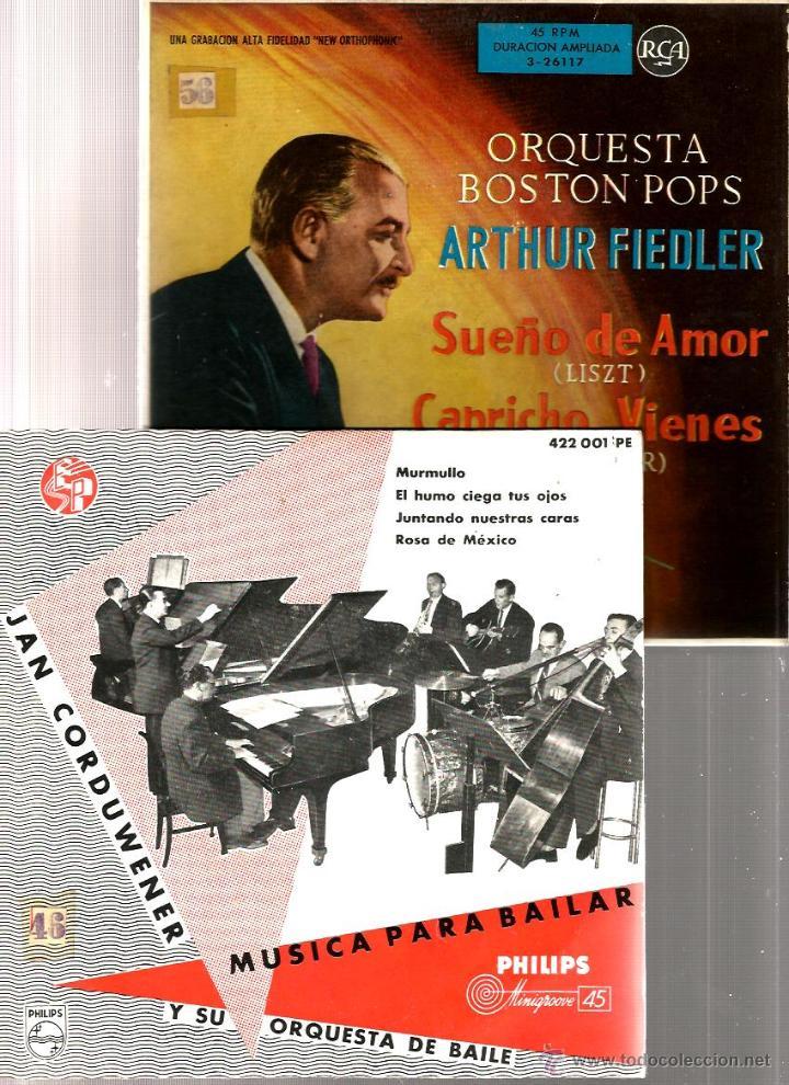 Discos de vinilo: BILLY MAY, EMIL COLEMAN, PAUL WESTON, BOSTON POPS, AL STEFANO, R. INGLEZ, BERNARD HILDA, POURCEL - Foto 5 - 41812323