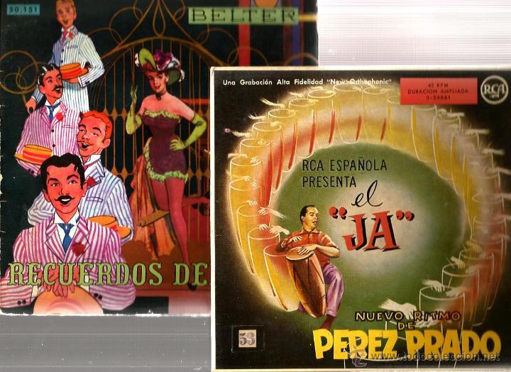 Discos de vinilo: BILLY MAY, EMIL COLEMAN, PAUL WESTON, BOSTON POPS, AL STEFANO, R. INGLEZ, BERNARD HILDA, POURCEL - Foto 8 - 41812323