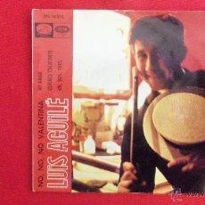 Discos de vinil: LUIS AGUILE. Lote 41813038