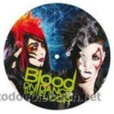 Discos de vinilo: BLOOD ON THE DANCE FLOOR–THE COMEBACK/HELL ON HEELS-PICTURE DISC. Lote 41817267