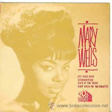 Discos de vinilo: MARY WELLS – MARY WELLS — 20TH CENTURY FOX RECORDS EP FRANCE . Lote 41818128