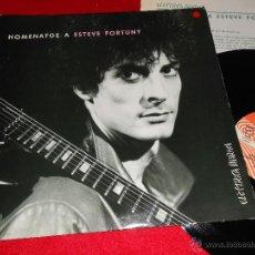 Discos de vinilo: ELECTRICA DHARMA HOMENATGE A ESTEVE FORTUNY 12 MX 1987 PDI 4 CANCIONES CATALA. Lote 41825301