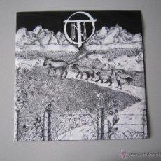 Discos de vinilo: LP - TUNA - O MUDO MUNDO COM A NOSSA VOZ - 2010 - CRUST-CORE - IMPORTACIÓN BRASIL. Lote 41843464