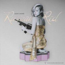 Discos de vinilo: LP RUSSIAN RED AGENT COOPER VINILO +CD. Lote 41846287