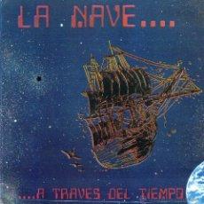 Discos de vinilo: LA NAVE *SUZIE Q.* *EL TIEMPO VUELA*. Lote 104315648
