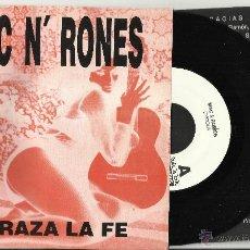 Discos de vinilo: MAC N' RONES EP ABRAZA LA FE ESPAÑA 1996. Lote 41869006