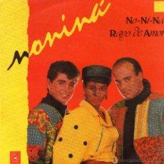 Discos de vinilo: NONINA *NONINA* *RAYO DE AMOR*. Lote 41870448