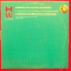 Discos de vinilo: CORMAIN - THE BOUNZA PRESENTS. Lote 41873827