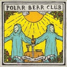 Discos de vinilo: POLAR BEAR CLUB DEATH CHORUS LP+CD. Lote 41874078