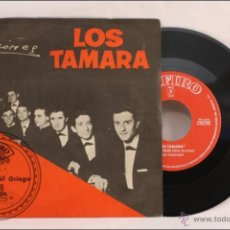 Discos de vinilo: SINGLE - 45 RPM - LOS TAMARA - ZORBA EL GRIEGO - EDITA ZAFIRO - 1965 - ESPAÑA . Lote 41875485
