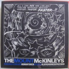 Discos de vinilo: THE MOUNT MCKINLEYS - RINGMASTER BLUES - EP. Lote 41875914