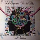 ORQUESTINA SON LES POLES EL INDIANO (S.F.A. 1986) (Música - Discos - LP Vinilo - Grupos Españoles de los 70 y 80)