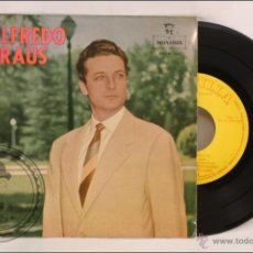 Discos de vinilo: SINGLE/EP - 45 RPM - ALFREDO KRAUS - GRANADA - EDITA ZAFIRO/MONTILLA - 1959 - ESPAÑA. Lote 41890888